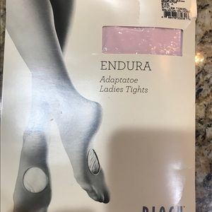 Bloch Accessories - Bloch Endura tights